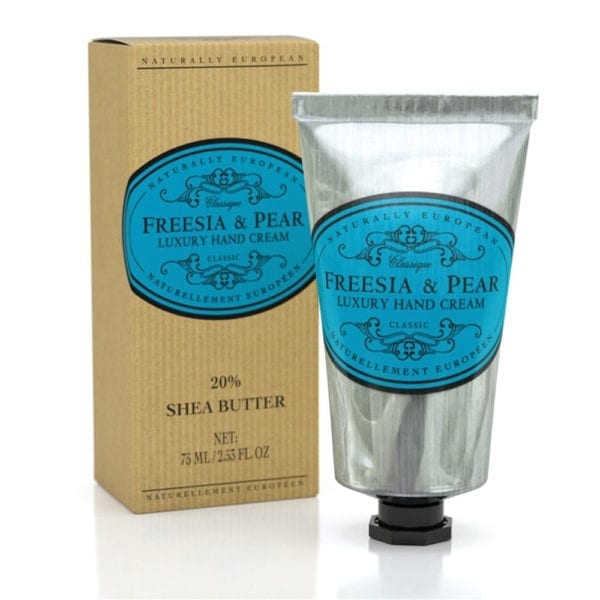 freesia Pear handcream