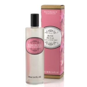 NaturelEuropean rose body mist Room spray 91773