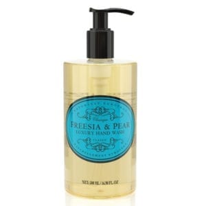 handwash freesia pear Naturally European